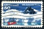 Sellos del Mundo : America : Estados_Unidos : USA_SCOTT C130.01 30 º ANIV TRATADO ANTARTICO. $0,35