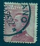 Sellos de Europa - Italia -  Victor Manuel    III
