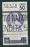 Stamps Italy -  Bimilinario  Oraziand
