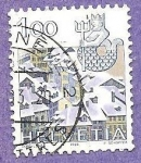 Sellos del Mundo : Europa : Suiza : RESERVADO JORGE GOMEZ