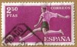 Stamps Spain -  FUTBOL