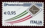 Sellos de Europa - Italia -  Correo Italiano