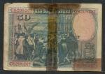 monedas de Europa - España -  Pintura  (Velazquez)