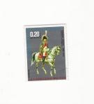 Stamps Equatorial Guinea -  LA CABALLERIA MILITAR