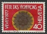 Stamps Switzerland -  Fiesta de la vendimia