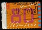 Stamps Netherlands -  HOLANDA Netherlands 1999 Scott 1032 Sello Centenario Sellos para cartas Usado
