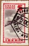 Stamps Spain -  Pro-Montepío de Iberia