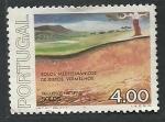 Stamps Portugal -  Recursos naturales (suelos)