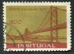 Stamps Portugal -  Puente Salazar