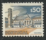 Stamps Portugal -  Unibersidades (CPIMBRA)