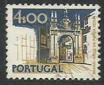 Sellos de Europa - Portugal -  Arco puerta nueva (BRAGA)