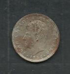 monedas de Europa - España -  Juan Carlos I y Escudo Nacional