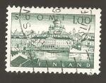 Sellos del Mundo : Europa : Finlandia : INTERCAMBIO