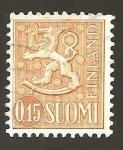 Stamps Finland -  INTERCAMBIO