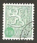Stamps : Europe : Finland :  RESERVADO MARIA