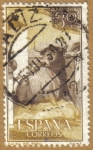 Stamps Spain -  TAUROMAQUIA - Salida del Toril