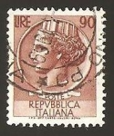 Stamps Italy -  INTERCAMBIO
