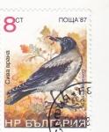 Stamps : Europe : Bulgaria :  A V E -CUERVO