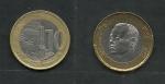 monedas del Mundo : Africa : Marruecos :  Mohamed  VI y Csar (Rachidia)