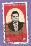 Stamps Republic of the Congo -  INTERCAMBIO
