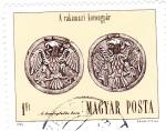 Sellos de Europa - Hungría -  ARTESANÍA