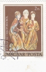 Stamps Hungary -  FIGURAS