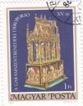 Stamps Hungary -  ARTESANÍA
