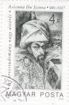 Stamps Hungary -  ILUSTRACIÓN PERSONAJE