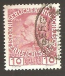 Stamps : Europe : Austria :  INTERCAMBIO