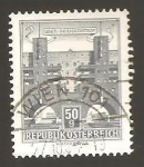 Stamps Austria -  INTERCAMBIO