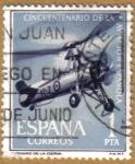 Sellos de Europa - España -  Autogiro de la Cierva