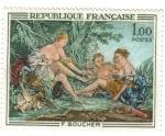 Sellos de Europa - Francia -  Boucher