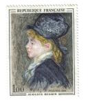 Stamps France -  Renoir