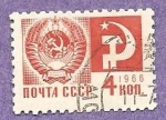 Stamps : Europe : Russia :  INTERCAMBIO