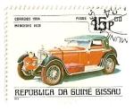 Sellos de Africa - Guinea Bissau -  Automoviles de epoca. Mercedes Benz 1928.