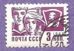 Sellos del Mundo : Europa : Rusia : INTERCAMBIO