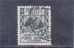 Stamps Italy -  FUERZAS ARMADAS