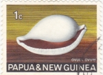 Stamps Papua New Guinea -  C A R A C O L A