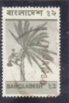 Stamps : Asia : Bangladesh :  PALMERO