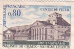 Stamps France -  CENTRO DEL FUTURO