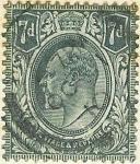 Sellos de Europa - Reino Unido -  Eduardo VII