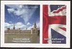 Stamps : Europe : United_Kingdom :  El Parlamento - Cámara de los Comunes
