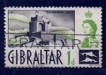 Stamps : Europe : Gibraltar :  Castillo  Moorish