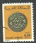 Sellos de Africa - Marruecos -  Monedas antiguas
