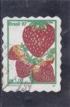 Sellos de America - Brasil -  F R E S A S