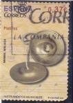 Stamps : Europe : Spain :  P LA T I L L O S (29)