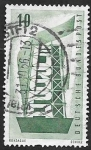 Stamps Germany -  117 - Europa Cept