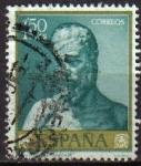 Sellos de Europa - España -  ESPAÑA 1963 1503 Sello José de Ribera El Españoleto San Andres Usado
