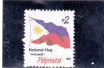 Stamps Philippines -  B A N D E R A