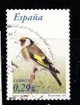 Sellos de Europa - España -  Jilguero (493)
